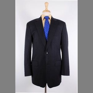 Brooks Brothers 41L Gray Sport Coat Y099